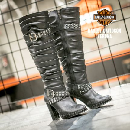 Stivale Donna Harley-Davidson® Maribel