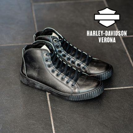 Scarponcino da Uomo Harley-Davidson® Barren Black