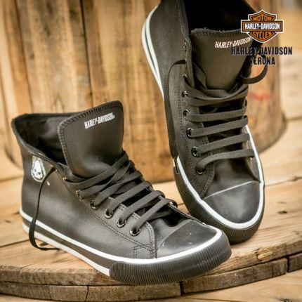 Sneakers in pelle Harley-Davidson® Baxter