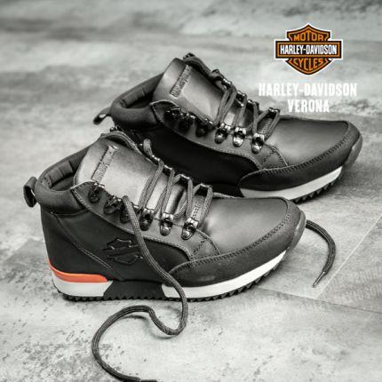 Sneakers in Pelle  Harley-Davidson® Harlen