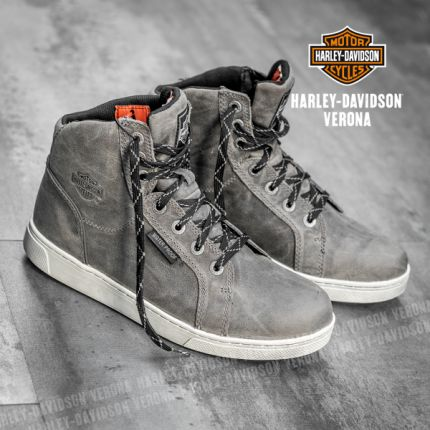 Sneakers Harley-Davidson® Midland Grey Waterproof
