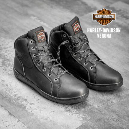 Sneakers in Pelle Harley-Davidson® Watkins