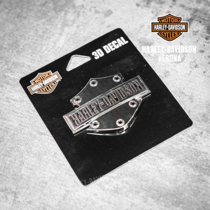 Adesivo Harley-Davidson® 3D B&S
