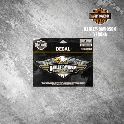 Adesivo Harley-Davidson® Vintage Logo