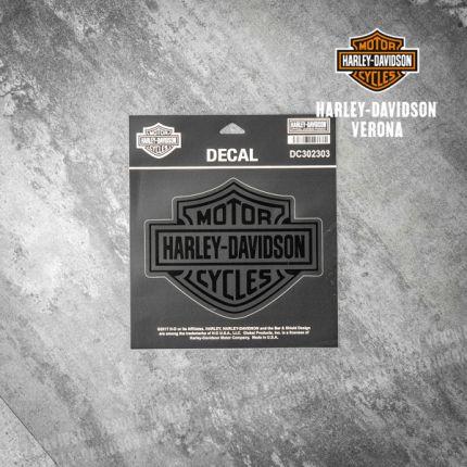 Adesivo Harley-Davidson® Bar&Shield Black