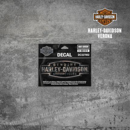 Adesivo Harley-Davidson® Velocity Text
