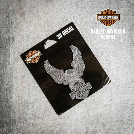 Adesivo Harley-Davidson® Upwing Eagle