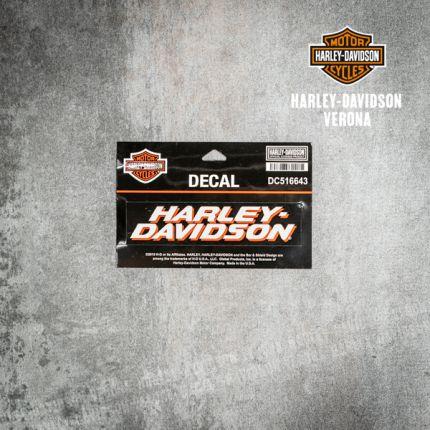 Adesivo Harley-Davidson® Bold