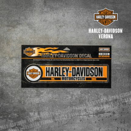 Adesivo Harley-Davidson® Decal