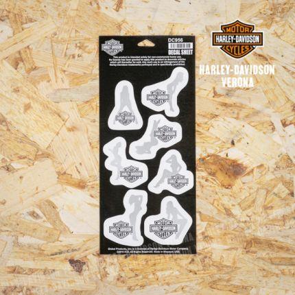 Adesivo Harley-Davidson®️ Decal Sheet