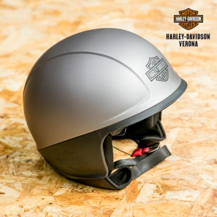Casco grigio opaco Harley-Davidson®