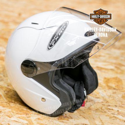 Casco Harley-Davidson® bianco