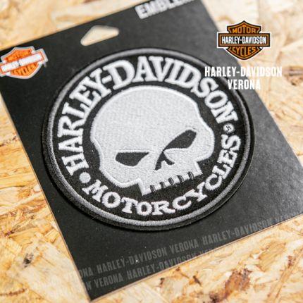 Patch Harley-Davidson® HubCap