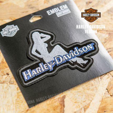 Patch Harley-Davidson® Donna