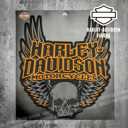 Patch Harley-Davidson® Gothic Wings