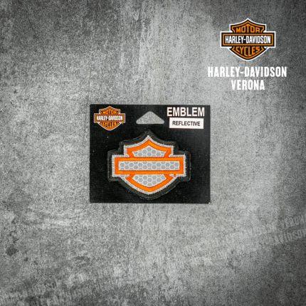 Patch Harley-Davidson® B&S Reflective
