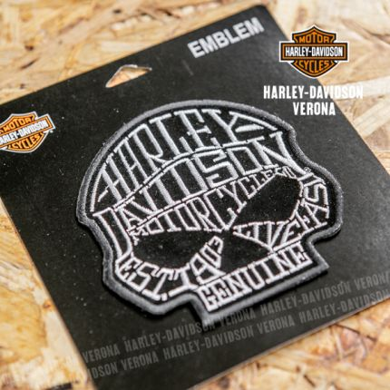 Patch Harley-Davidson® Loudmouth