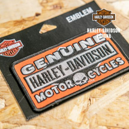 Patch Harley-Davidson® Genuine