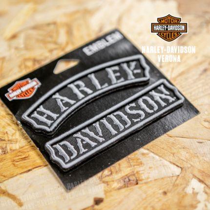 PATCH HARLEY-DAVIDSON® VINTAGE ROCKER