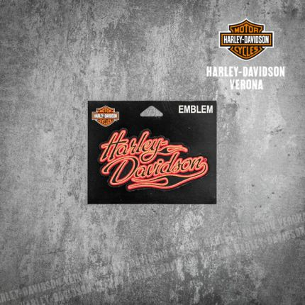 Patch Harley-Davidson® Flame Red