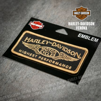 Patch Harley-Davidson® Higest Performance