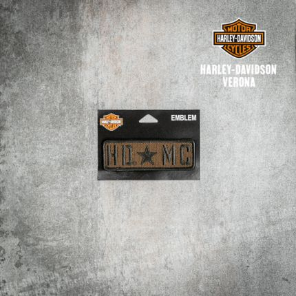 Patch Harley-Davidson® Resolute Olive Drab Canvas