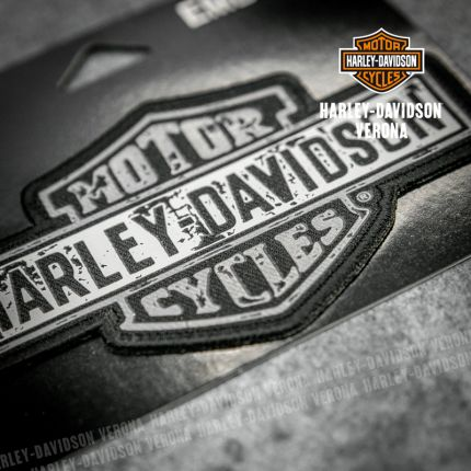 Patch Harley-Davidson® Premium Screenprint