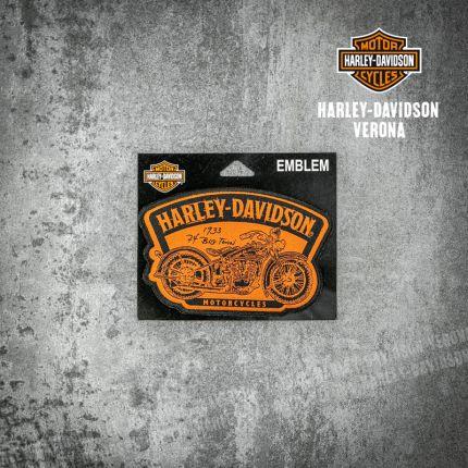 Patch Harley-Davidson® Timline