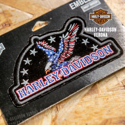 Patch Harley-Davidson® Red Eagle