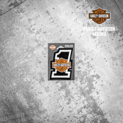 Patch Harley-Davidson® Number #1
