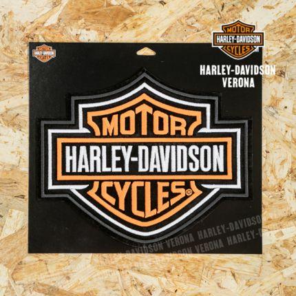Harley-DavidsonEMB302386® Bar & Shield Patch GRANDE