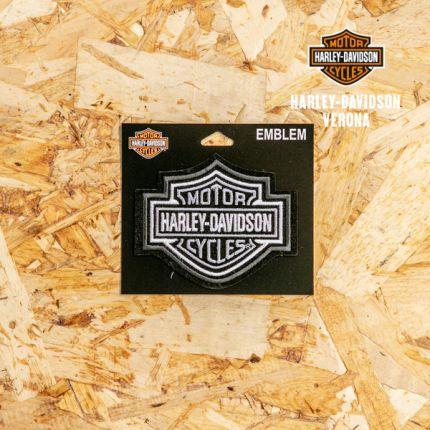 Patch Harley-Davidson® B&S® Grigio Medio