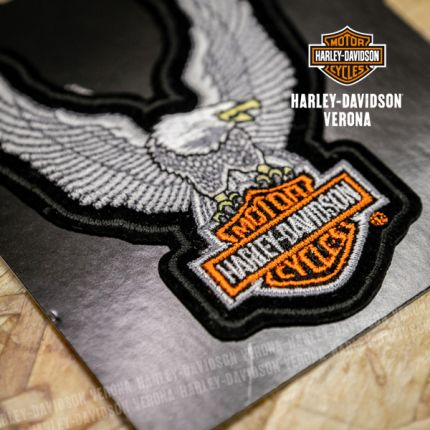 Patch Aquila Alata Harley-Davidson®