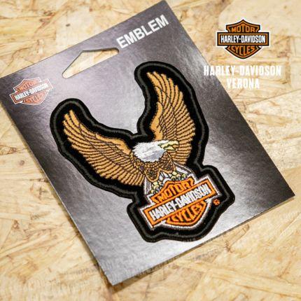 Patch Harley-Davidson® Upwing Eagle Piccola