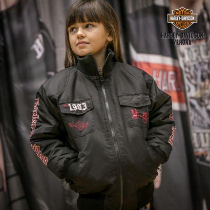Bomber reversibile Harley-Davidson®