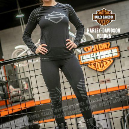 T-shirt Harley-Davidson® maniche lunghe FXRG® Baselayer