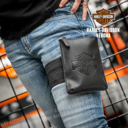 Borsetta / Marsupio da gamba Harley-Davidson® Logo