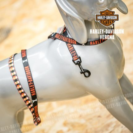 Guinzaglio Harley-Davidson® Plaid