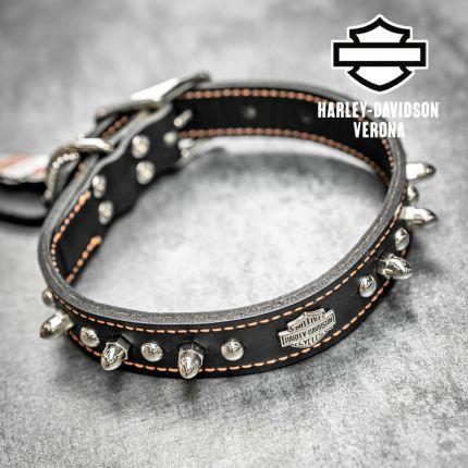 Collare in Pelle Harley-Davidson® Spike