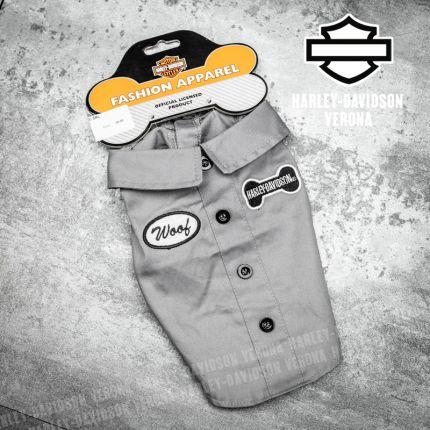 Camicetta per Animali Harley-Davidson® Grey