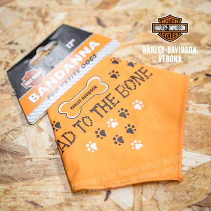 Piccola Bandana Harley -Davidson® BAD TO THE BONE
