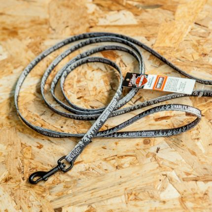 Harley-Davidson Li'l Bikers® Patterned Dog Leash