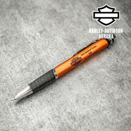 Penna H-D® Verona Textured Grip Click