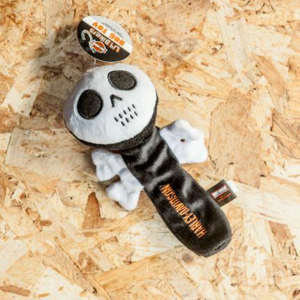 Gioco per cane Harley-Davidson® Crinkle Skull Soft