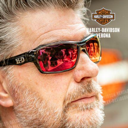 Occhiali da Sole Harley-Davidson® CANNON Red Mirror By Wiley X