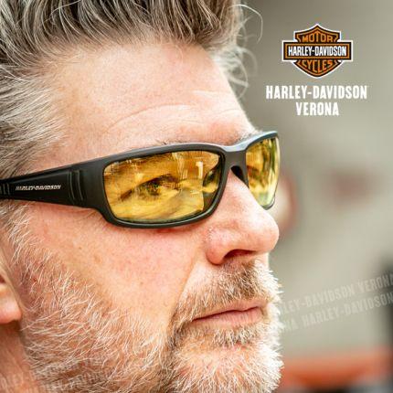 Occhiali da Sole Harley-Davidson® DRIVE 2 YELLOW by Wiley X