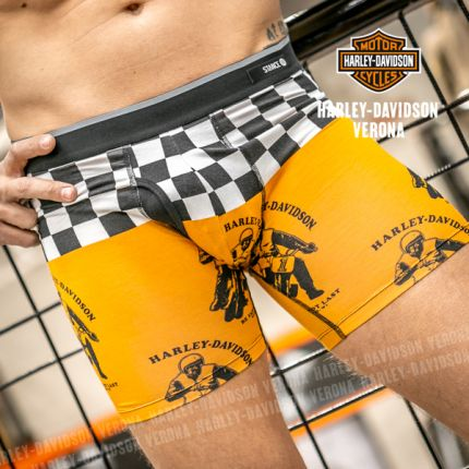 Boxer uomo Harley-Davidson® FAST NOT LAST BB