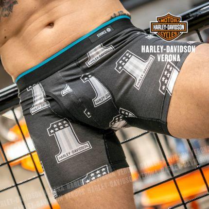 Boxer da Uomo Harley-Davidson® ONE BB, Black