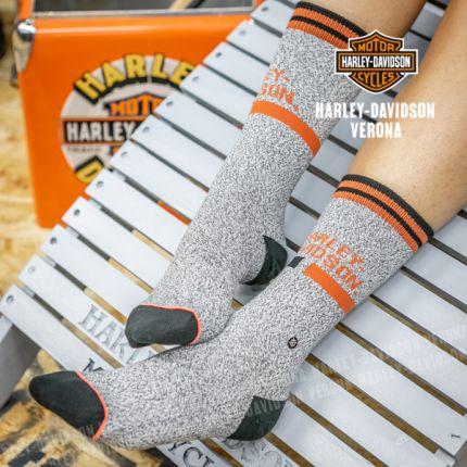 Calzini  Harley-Davidson® Classic Grey