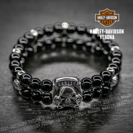 Braccialetto Harley-Davidson® con Onice